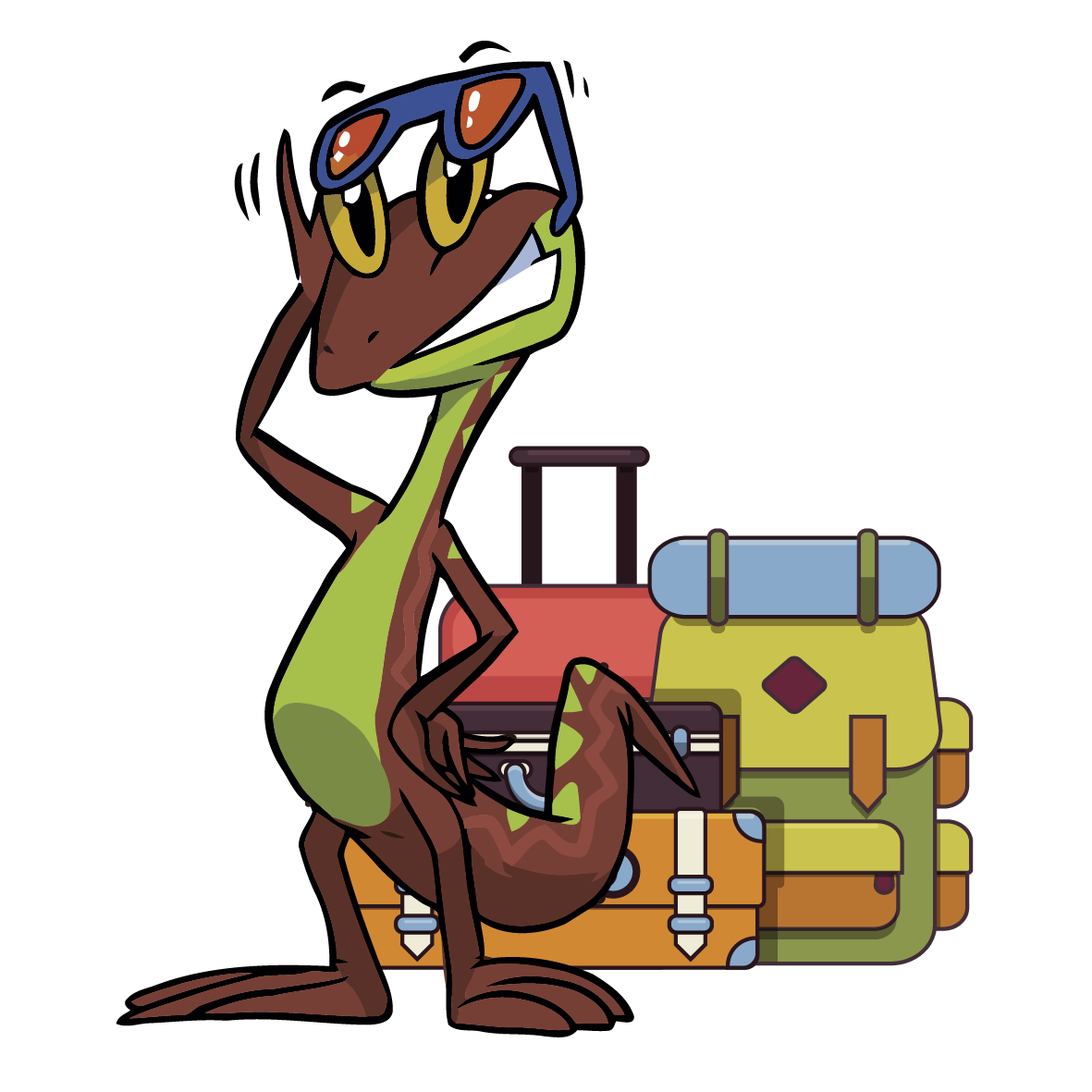 Mascote PipaAventura