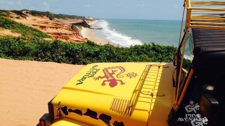 Pacote de Aventura na Praia da Pipa